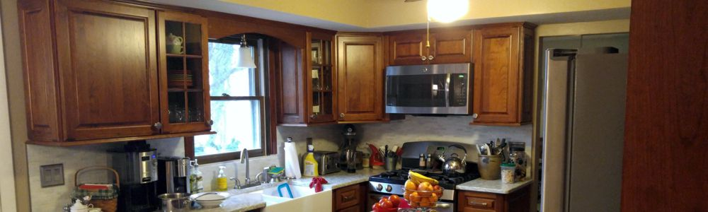 South Salem Woodshop Custom Kitchen Cabinets York Pa