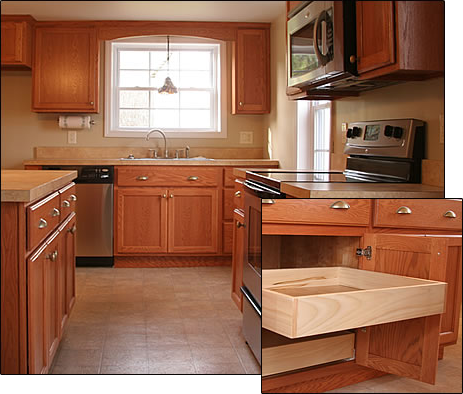 Custom Kitchen Cabinets York PA