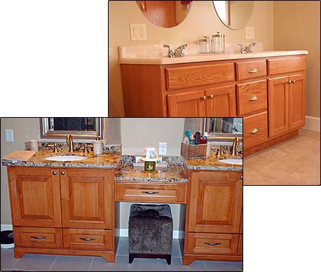 South Salem Woodshop Kitchen Cabinets